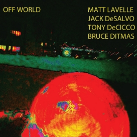 Off World -- Cover