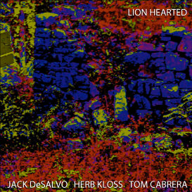 Lion Hearted -- Cover